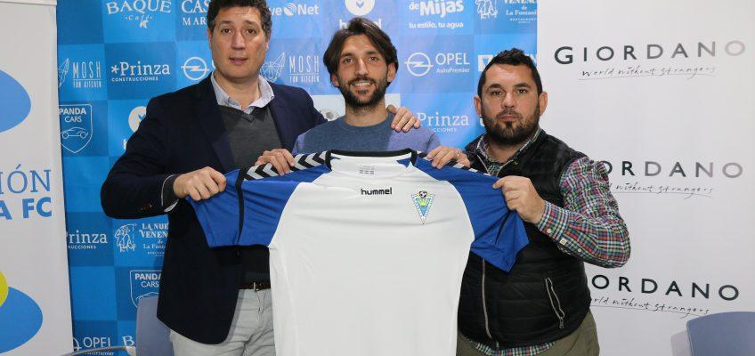 El Marbella FC cierra la plantilla con el centrocampista Álex Bernal