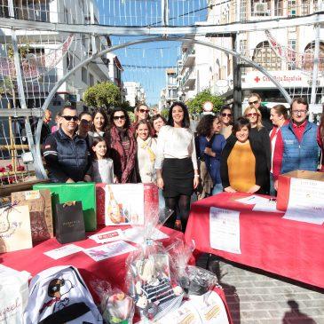 Sorteados los premios de la campaña de Navidad para fomentar el comercio local en San Pedro Alcántara