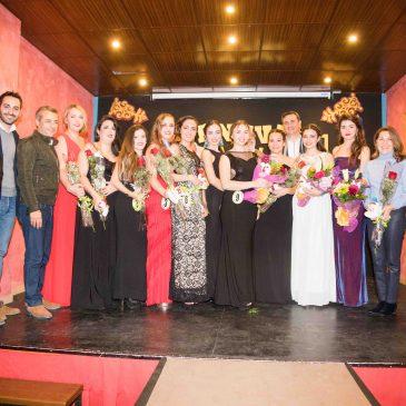 Elegidas la Venus, Ninfas y Mises del Carnaval de Marbella
