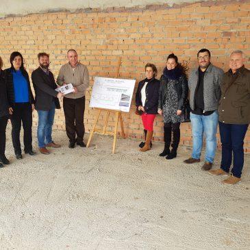 La Mancomunidad entrega a Casares el proyecto para su nueva guardería    El presupuesto total de la obra será de 423.744,08 euros