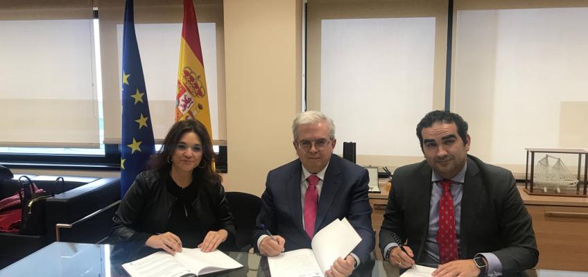 La Mancomunidad, Acosol y Acuamed firman una segunda adenda para mejorar la desaladora de la Costa del Sol