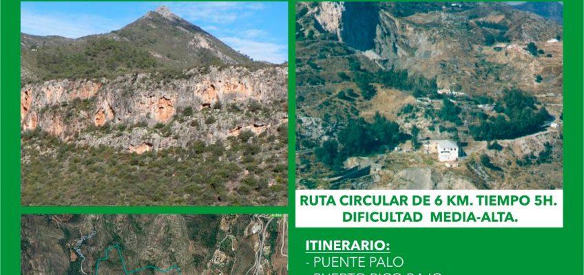 """IU ORGANIZA UNA SALIDA A LA MINA DEL PEÑONCILLO DESPUÉS DE QUE DIPUTACIÓN APROBARA UNA PROPUESTA DE LA FORMACIÓN  PARA INCLUIRLA EN LA GRAN SENDA DE MÁLAGA  La cita con este destacado fragmento de la historia de Marbella tendrá lugar el domingo 18 de febrero con salida a las 9:30h desde Palo Alto en una ruta circular de 6 kilómetros  """"Esta salida es también una reivindicación para exigir al Ayuntamiento de Marbella que reclame el cumplimiento a Diputación y asuma el mantenimiento de los futuros miradores y paneles interpretativos que contempla el proyecto.  Izquierda Unida presentó en Diputación el pasado mes de enero una propuesta para que la Mina del Peñoncillo se incluyera en la Gran Senda de Málaga con la construcción de 4 miradores y sendos paneles interpretativos por un coste no superior a los 50.000 euros y con el objetivo de poner en valor una parte muy importante de la historia de la ciudad, iniciativa respaldada por diversos colectivos, entre los que se encontraba Cilniana y el Aula Geológica de Málaga. La propuesta fue aprobada por mayoría pese al voto en contra del Partido Popular.   """"Esta salida"""", en palabras del concejal portavoz de la formación, Miguel Díaz, """"tiene un doble objetivo, por un lado dar a conocer esta parte trascendental del patrimonio industrial de Marbella y por otra  exigir la implicación del Ayuntamiento de Marbella, para que reclame el cumplimiento a Diputación y asuma el mantenimiento de los futuros miradores y paneles interpretativos incluidos en el proyecto"""".  El itinerario circular de la ruta discurre por 6 kilómetros entre Palo Alto, Puerto Rico Bajo, Puerto del Acebuche, antiguo vertedero, Mina del Peñoncillo y Vía Férrea. Dentro de las visitas destacadas en el recorrido se incluyen catas mineras, el tajo travertino de Puerto Rico, la antigua traza férrea del tren minero, la cascada de Palo Alto y la propia Mina del Peñoncillo. Se recomienda llevar agua, algo de comida, calzado y ropa adecuadas. La ruta está catalogada de dific"""