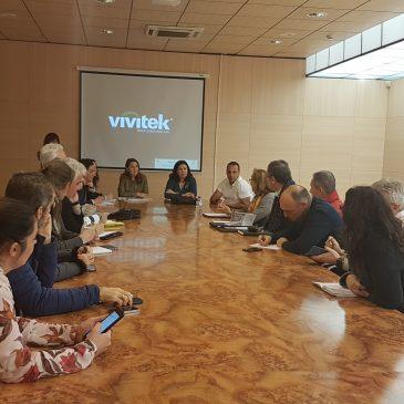 La Mesa de Accesibilidad Universal se ha reunido hoy en el Palacio de Ferias y Congresos de la Marbella