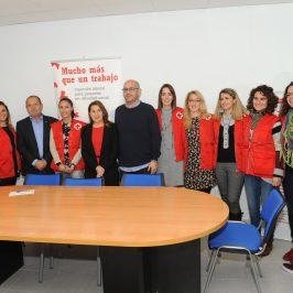 El Ayuntamiento y Cruz Roja ponen en marcha el Centro de Inclusión para Personas sin Hogar