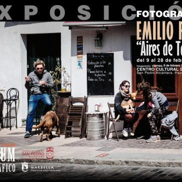El Centro Cultural San Pedro acogerá a partir del próximo viernes la muestra fotográfica de Emilio Piño 'Aires de Tarifa'