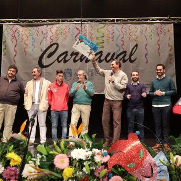 El colegio Hermanos Gil Muñiz gana el Concurso Infantil de Chirigotas