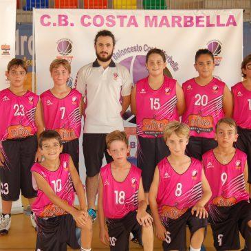 LOS EQUIPOS MASCULINOS DEL COSTA LOGRAN CASI EL PLENO DE VICTORIAS  De los conjuntos femeninos sólo el premini Moonz consiguió ganar