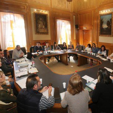 Constituida la primera Mesa de Trabajo por la Igualdad Salarial en el Ayuntamiento