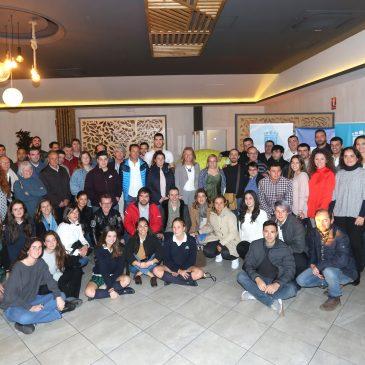 El Ayuntamiento reconoce la labor de los voluntarios que han participado en la reciente eliminatoria de la Copa Davis