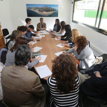 El Consejo Asesor de Comercio aborda el plan de formación y digitalización de las pymes que pondrá en marcha el Ayuntamiento