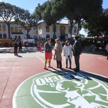 El Ayuntamiento pone en marcha un plan de mejora de las instalaciones deportivas en los centros educativos del municipio