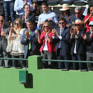 Victoria en el primer encuentro del tenista español Albert Ramos en la copa Davis