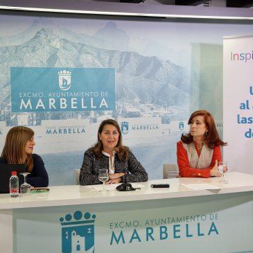 """El Ayuntamiento anuncia líneas de colaboración con Inspiring Girls para """"mostrar a las niñas la gran variedad de salidas profesionales existentes, superando estereotipos y etiquetas"""""""