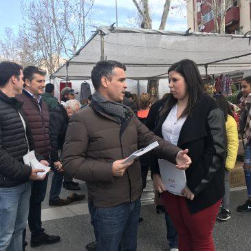 EL PSOE LANZA UNA CAMPAÑA INFORMATIVA SOBRE LA LEY DE SERVICIOS SOCIALES, DISCAPACIDAD Y RENTA MÍNIMA