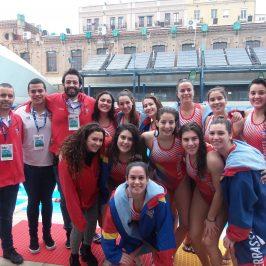 La marbellí Ángela Ruiz hace historia al meterse en la Final de la Copa de la Reina