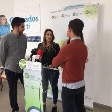 NNGG solicita a la Junta de Andalucía que permita al Ayuntamiento de Marbella tener más competencias en materia de empleo