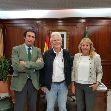 El Ayuntamiento consensua con la Triple A la redacción del pliego del servicio para animales abandonados con objeto de que no queden dudas sobre su prestación
