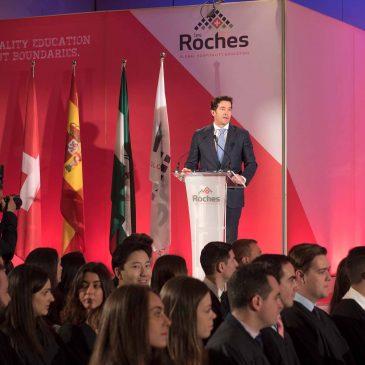 Nueva hornada de graduados de Les Roches Marbella, profesionales listos para incorporarse a una industria hotelera y turística en crecimiento