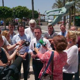 """Ciudadanos critica la """"aberración y falta de sensibilidad del PP"""" de Marbella por permitir el sacrificio de animales si no se adoptan en 10 días"""