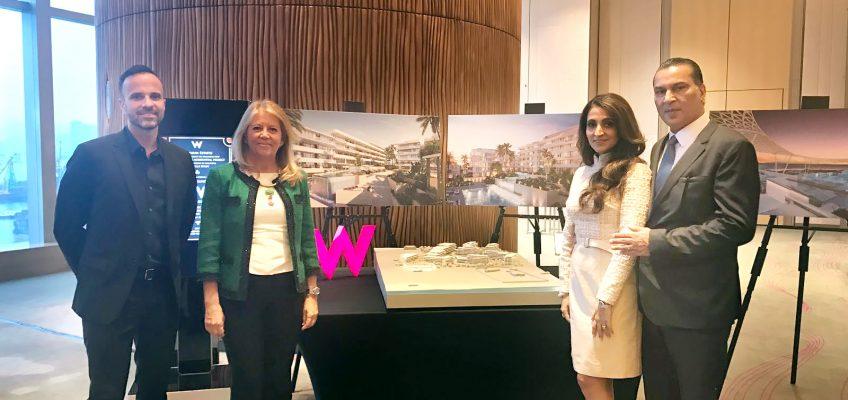 La alcaldesa destaca la fortaleza de la ciudad como destino inversor en la presentación oficial del hotel W Marbella en Hong Kong