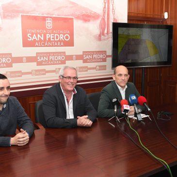 San Pedro Alcántara recupera las parcelas de 12.200 metros cuadrados en las que se ubican el rocódromo y el parque multiaventura