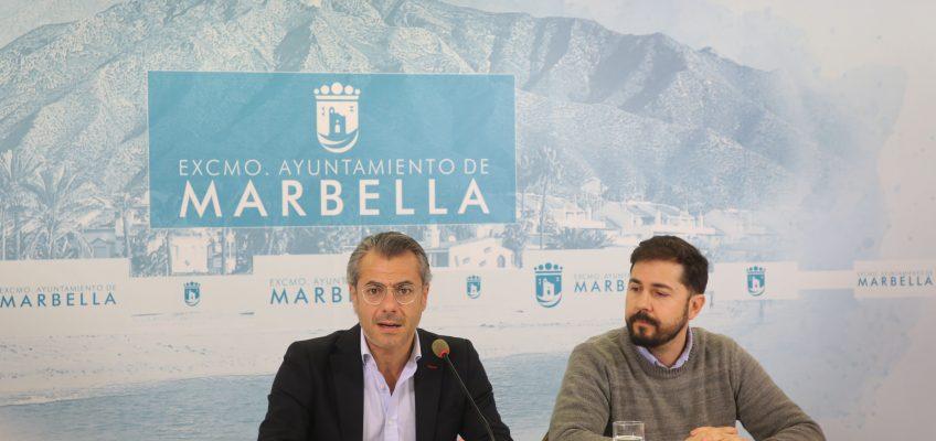 Presentadas las bases del I Concurso de Decoración de Escaparates de Semana Santa en Comercios 'Ciudad de Marbella' 2018, cuyo plazo de inscripción finaliza el 22 de marzo