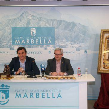 El Palacio de Congresos Adolfo Suárez acoge el 22 de marzo la duodécima edición de los Premios Cofrades 'Ciudad de Marbella'