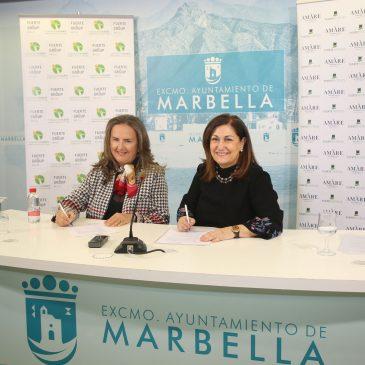 El Ayuntamiento y la Fundación El Fuerte renuevan el convenio para seguir potenciando el Museo del Grabado