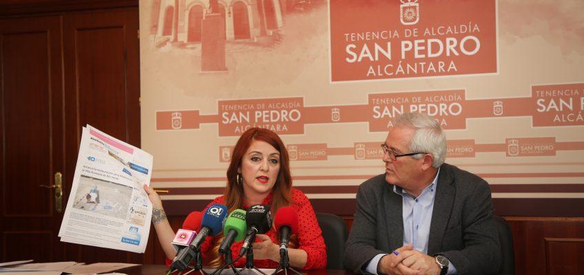 Midón recuerda a IU que la Junta tiene la competencia de las termas romanas y debe autorizar las actuaciones en la Basílica Paleocristiana Vega del Mar