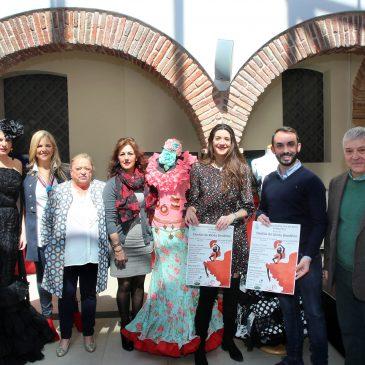 El Palacio de Ferias y Congresos acogerá el 14 de abril el Desfile de Moda Flamenca a beneficio de la Hermandad del Rocío