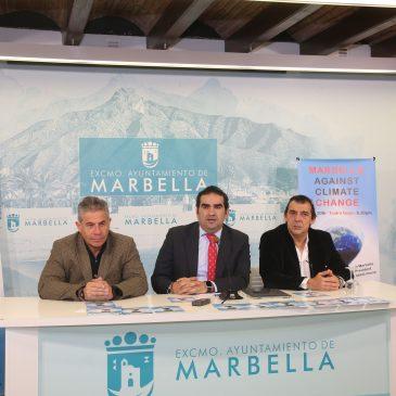 Marbella se cita el próximo 20 de marzo para luchar contra el cambio climático con la proyección de la segunda película de Al Gore, 'Una verdad muy incómoda: Ahora o nunca'