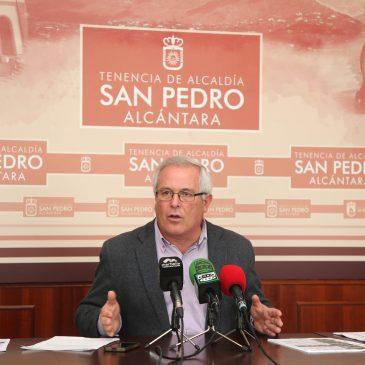San Pedro Alcántara decidirá del 9 al 18 de abril sobre la peatonalización de la Calle Marqués del Duero