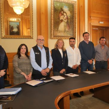 El Ayuntamiento respalda la propuesta de reglamento del sector del taxi e iniciará los trámites para su aprobación