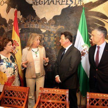 El Ayuntamiento y el grupo TSS Group firman un acuerdo para promocionar Marbella en los mercados centroeuropeos y especialmente en el alemán