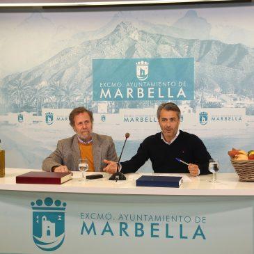 El Ayuntamiento renueva el convenio con la Asociación Guadalhorce Ecológico dando continuidad a los mercadillos de Las Chapas y Nueva Andalucía