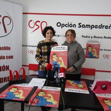 OSP presenta la sexta edición de Con M de Mujer