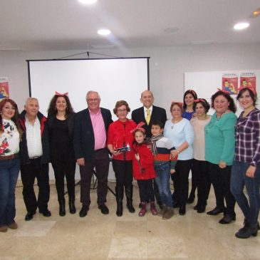 OSP homenajea a Juani Pérez Carrasco en su sexta edición de 'Con M de Mujer'