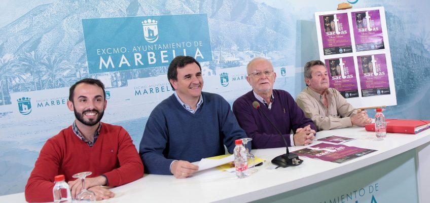 El tradicional Concurso de Saetas 'Sierra Blanca' llega a su XXIX edición los días 13, 14 y 20 de marzo