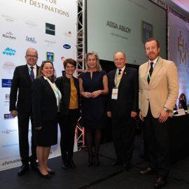 Arranca en Marbella el Congreso Anual de la EHMA, que reúne a cerca de 300 directores de hoteles de lujo de toda Europa