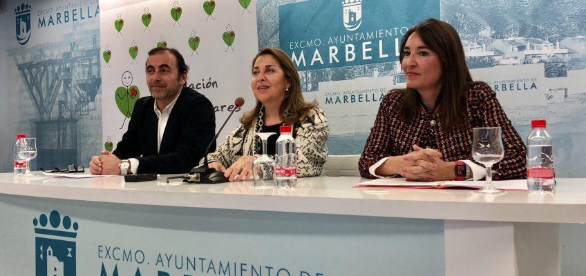Marbella Las acciones arrancan con una charla el día 3 de abril en Centro Cultural El Trapiche de San Pedro Alcántara a cargo del presidente de la Fundación con el título 'Abrazando tus miedos'
