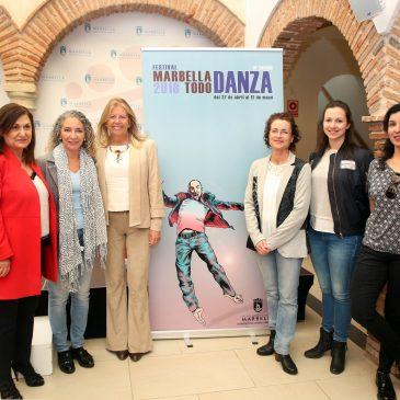El Festival 'Marbella Todo Danza' continúa apostando por las propuestas más vanguardistas del 27 de abril al 15 de mayo en la celebración de su décimo aniversario