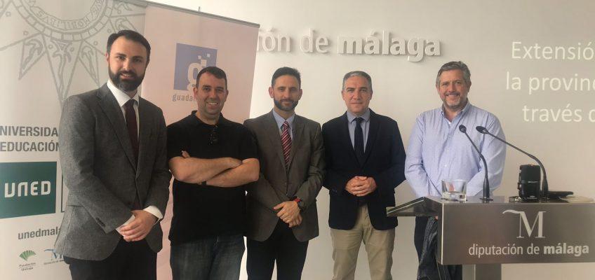 El Guadalinfo de Ojén se suma a un proyecto piloto que convierte a este centro en una extensión de la UNED Málaga