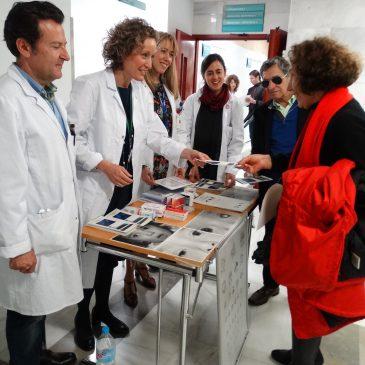 El área de Oftalmología del Hospital Costa del Sol realiza una campaña para concienciar sobre la importancia de la detección y tratamiento precoz de la ambliopía (ojo vago)