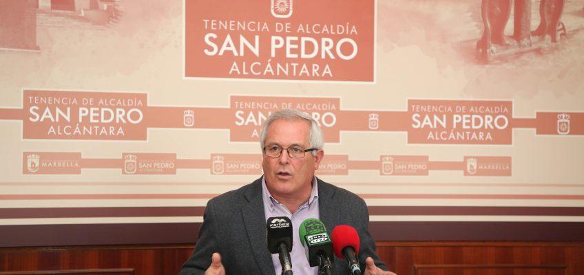 Arranca el plazo para participar en el sondeo de opinión de San Pedro sobre la peatonalización de la Calle Marqués del Duero