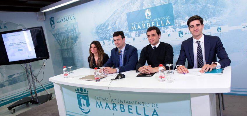 El Ayuntamiento pone en marcha dos cursos gratuitos para empresarios y profesionales en el Vivero de Empresas de Marbella