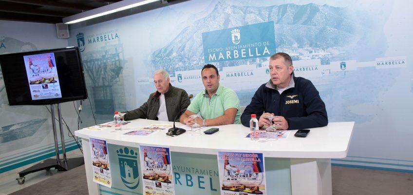 El Polideportivo Carlos Cabezas acoge este domingo el IV Fun Fly Indoor 'Ciudad de Marbella'