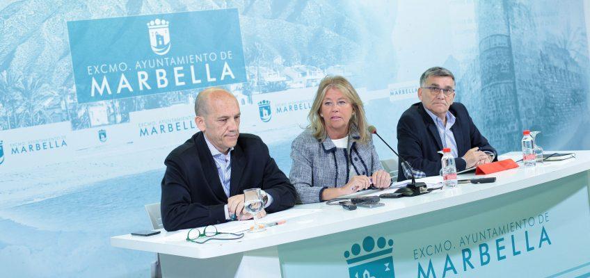 El Ayuntamiento destinará más de 20 millones de euros en el Plan de Inversiones Financieramente Sostenibles  La alcaldesa ha destacado que las inversiones, que se ejecutarán en 2018 y 2019, apuestan por la mejora y creación de instalaciones deportivas y equipamiento cultural, además de los planes de Barrios y Asfalto