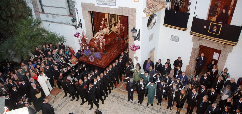 Más de 1.000 personas se descargaron la aplicación móvil de la Semana Santa de Marbella