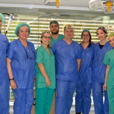 EN HC MARBELLA INTERNATIONAL HOSPITAL SE LLEVA A CABO EL PRIMER PROCEDIMIENTO MUSE PARA EL REFLUJO GASTROESOFÁGICO (ERGE) REALIZADO EN ESPAÑA.