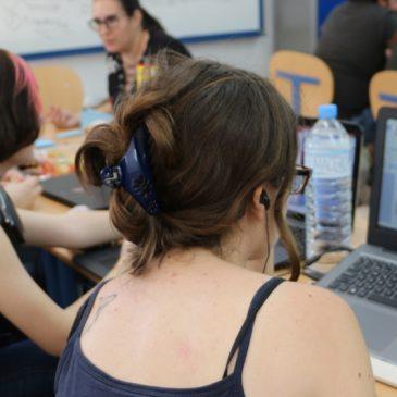 """Guadalinfo abre el plazo de solicitud para el curso """"Diseño y creación de videojuegos""""  •Formación entre el 15 de mayo y el 20 de junio de 2018, dirigida prioritariamente a personas desempleadas"""